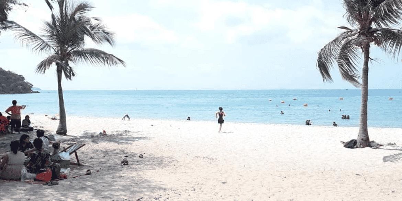 ล่องเรือยอร์ช หาดทรายแก้ว