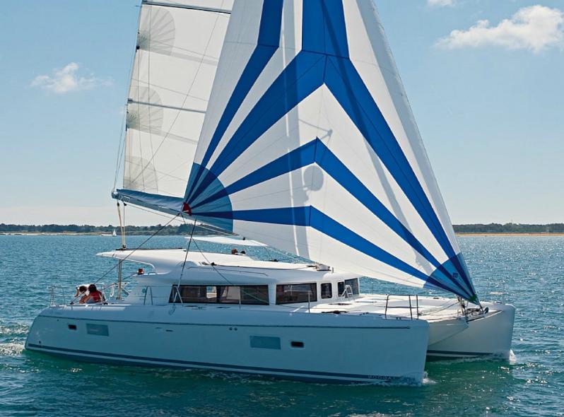 Phuket yacht charter, Lagoon 421, Blue Voyage