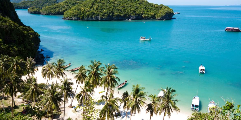 Option 5 Full day : Ang-Thong Marine Park